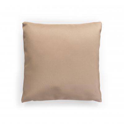 Vinyl textile pillow